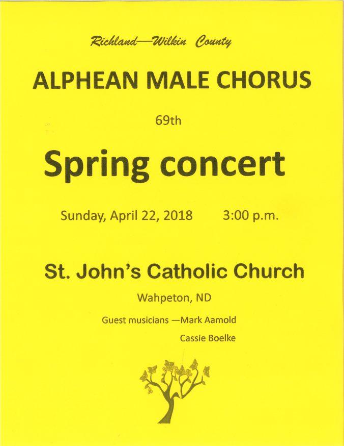 Alphean Male Chorus